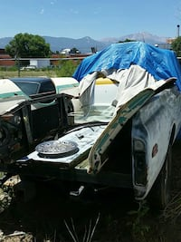 1972 Chevy gmc truck beds