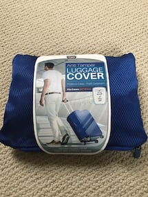 Brand new luggage cover