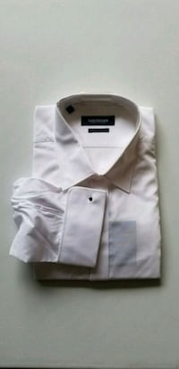 Men White dress shirt (New) Woodbridge, 22192