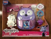 Brand new Vampirina Bootastic Boo-Tastic Backpack Play (pick up only) Alexandria, 22315
