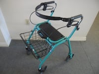 Walker Rollator for Medium to Tall Person Toronto