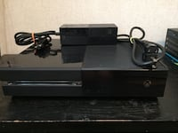 Black xbox one console with controller Prince George, V2K 5B7