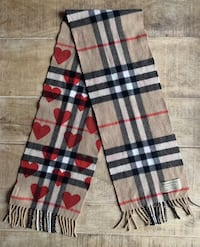 Authentic Burberry Scarf Vancouver, V5T 2A3