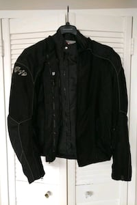 black zip-up jacket Toronto, M5R 1C8