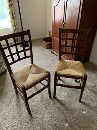 2 Wooden Chairs  Charlotte, 28216