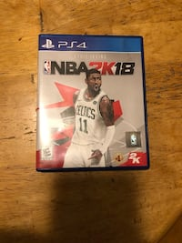 ps4 nba 2k18 Hampton, 23669