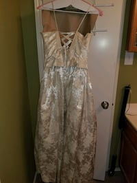 Formal dress size 12 worn once San Antonio, 78249