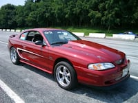 Ford - Mustang - 1998 Winchester