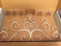 New Partylite Wall Candle Holder  Gettysburg, 17325