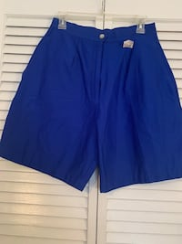 NWT Danskin Royal Blue Shorts Size S Myrtle Beach, 29577