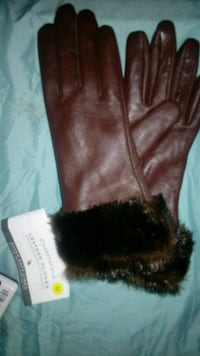 Charter Club leather gloves Baltimore, 21216