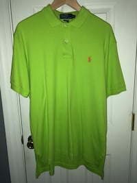 green Ralph Lauren polo shirt Herndon, 20171