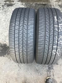 Good year tires 245-55-18 Jersey City, 07307