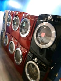 FRONT LOAD WASHER AND DRYER SET WORKING PERFECTLY  Baltimore, 21201