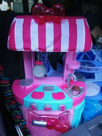 Hello kitty kitchen 230 mi