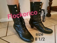 Folklorico boots