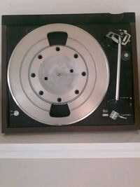 Antique Record Player, Calgary