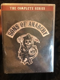 SONS OF ANARCHY (The Complete Series) DVD Only