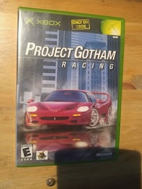 Xbox 360 Need for Speed Carbon game case Chateauguay, J6J