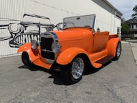 1929 Ford Model A Roadster Benicia