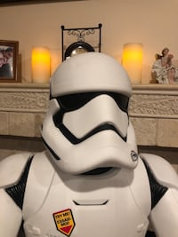 "Star Wars Stormtrooper 48"" articulated with sounds & motion activated Agoura Hills, 91301"