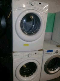 Whirlpool cront load washer and dryer set  Baltimore, 21223