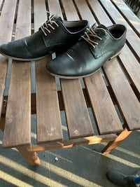 Two tone dress shoes Toronto, M6H 1C4