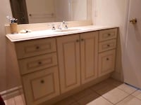 Vanity granit for bathroom Dollard-des-Ormeaux, H9A 2S4