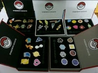 Pokemon collectible pins North Vernon, 47265