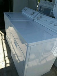 Set of washer and electric dryer North Las Vegas, 89030