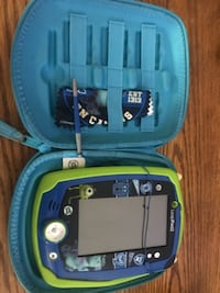 Leapad 2 fully loaded w/cases monsters ink null