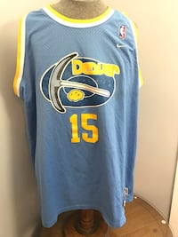 Nike Carmelo Anthony Denver Nuggets Basketball Swingman jersey