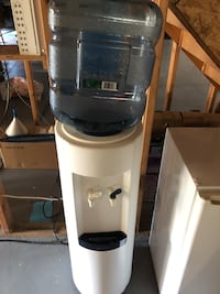 Water cooler 5 gallon capacity