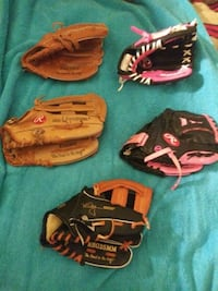 Attention coaches 5 Rawlings youth baseball glove