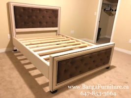 CANADIAN BED FRAME AND MATTRESS FACTORY!