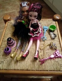 Dos monster high