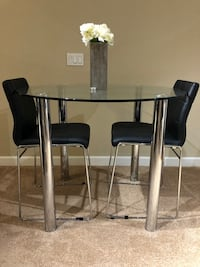 4 Leather Dining Chairs Orlando, 32832