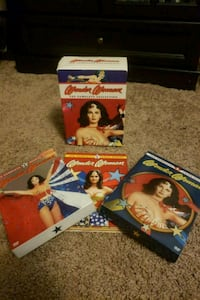 Lynda Carter Wonder Woman Complete Collection 244 mi