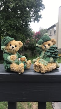 Christmas Bear Figurines (Set of 2) Centreville, 20121