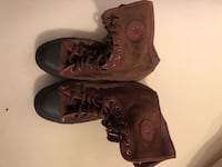 Converse all stars wool inside sz 9 Burnaby, V5G 3X4