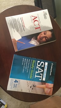act and the official sat study guide books Adamstown, 21710