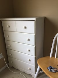 3 piece girl bedroom set (white) and 3 piece boy bedroom set in honey brown each Ottawa, K1W 1G3