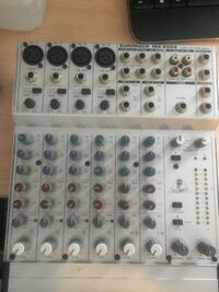 Behringer Eurorack Mixing board Mx802a Westchester County