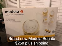 medela sonata breast pump Falls Church, 22041
