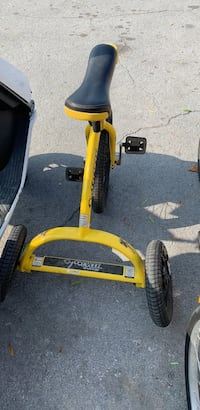Cyco cycle crazy  fun hands free tricycle  Chattanooga, 37402