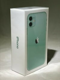 REAL IPHONE 11 GREEN Edmonton