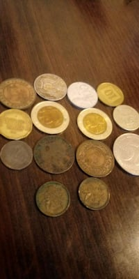 14 coins foreign pick up only Las Vegas, 89109