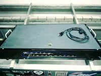 """Kelley Electronics 30"""" Powered Pedalboard for Guitar Effects  Friendswood, 77546"""