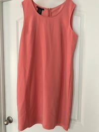 Coral dress w/ jacket ( never worn) Imperial, 63052