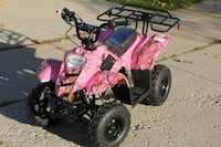 Brand NEW 110cc KIDS gas ATV's. Remote stop